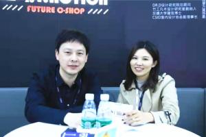 【广州设计周】爱仕堡朱晟:用设计改变世界,预见未来户门流行趋势